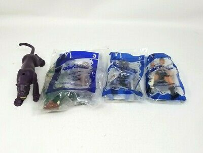$25 • Buy Mattel 2003 Masters Of The Universe 200X McDonalds Happy Meal Toy Lot Of 4 EUC