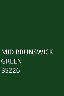 £21.95 • Buy MID BRUNSWICK GREEN BS226 Agricultural Machinery Equipment Enamel Gloss Paint