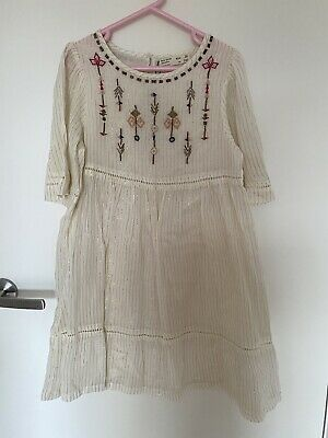 AU25 • Buy Zara Kids Collection - Girl's Summer Dress - Brand New With Tags
