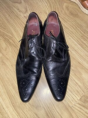 £15 • Buy Mens Poste Shoes Size 9 Leather Sole