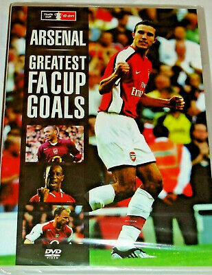 £4.50 • Buy Arsenal FC Greatest FA Cup Goals [DVD], , New DVD