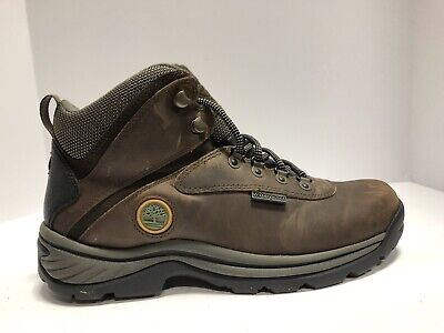 £70.33 • Buy Timberland White Ledge Mens Waterproof Hiking Boots Brown Size 9.5 M