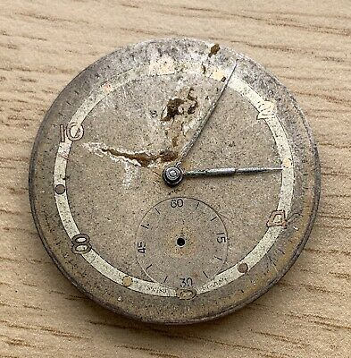 $ CDN41.52 • Buy Roamer Hand Manual 34 Mm Doesn'T Works For Parts Watch Swiss Vintage