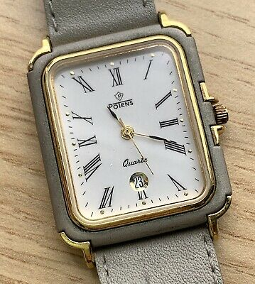 $ CDN27.15 • Buy Potens Puw 700 701 701.111 Quartz 26,5 Doesn'T Works For Parts Watch Vintage