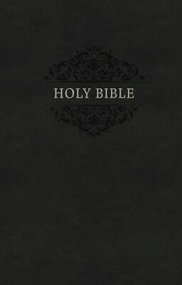 AU18.50 • Buy NEW KJV Holy Bible Soft Touch Edition [Black] By Thomas Nelson Leather Bound Boo