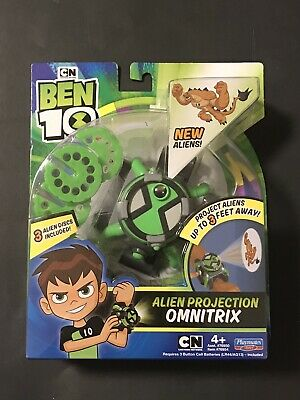 Playmate Toys BEN 10 (Alien Projection Omnitrix) Projects Up To 3 Feet Away! • 28.94£