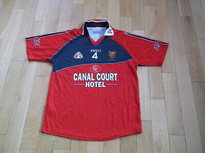 Down O'neills Home Gaa Jersey, 2006-07, Size Age S, Number 4 • 17.99£
