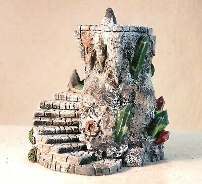 $ CDN34.82 • Buy Cavern Stairs Dungeon Scenery Terrain For Dwarven Forge Grendel Painted Resin
