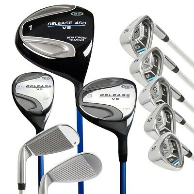 AU550.35 • Buy US Kids Golf Tour Series 10 Club Full Set