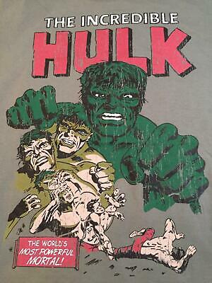 The Incredible Hulk**t Shirt**size M/l*very Good Condition* • 7.50£