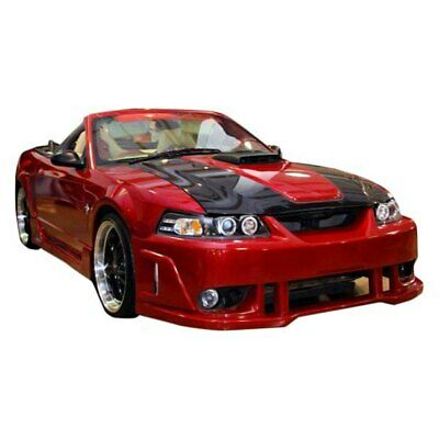 $319 • Buy KBD Body Kits Spy 2 Style Polyurethane Front Bumper Fits Ford Mustang 99-04