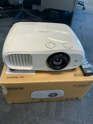 AU621 • Buy Epson EH-TW6800 Home Theatre Projector With Remote