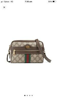 AU1100 • Buy Gucci Ophidia GG Supreme Mini Bag