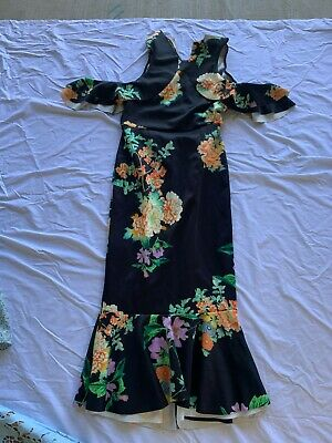 AU15 • Buy Asos Mermaid Style Dress Size 12 New