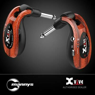 AU199 • Buy Xvive U2 Guitar Wireless System (Wood)