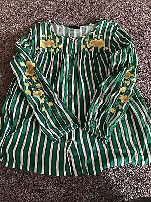 Ladies Matalan Blouse Size 14 • 1.04£