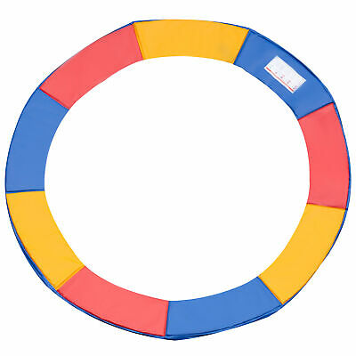 £36.99 • Buy HOMCOM 10ft Trampoline Pads Safety Pad Surround Trampoline Replacement Spare