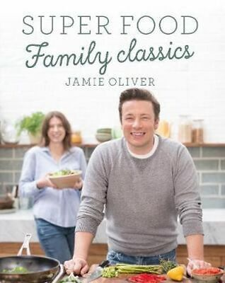 AU41.75 • Buy NEW Super Food Family Classics By Jamie Oliver Hardcover Free Shipping