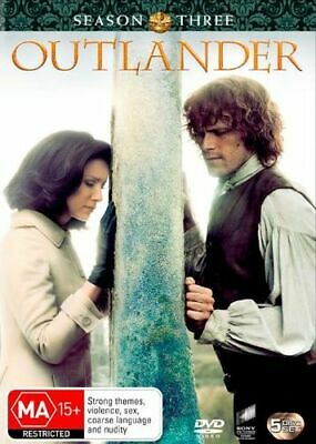 AU24.50 • Buy NEW Outlander DVD Free Shipping