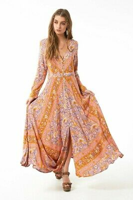AU150 • Buy SPELL Designs Lolita Gown Lover Maxi Dress.XS
