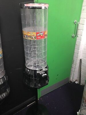 Hurleys Tubz Dispenser / Vending Takes New £1 Sweet Toy Machine • 110£