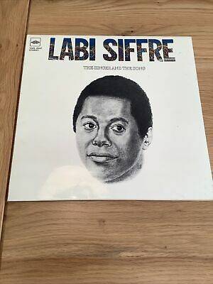 Labi Siffre The Singer And The Song Vinyl Lp • 13£