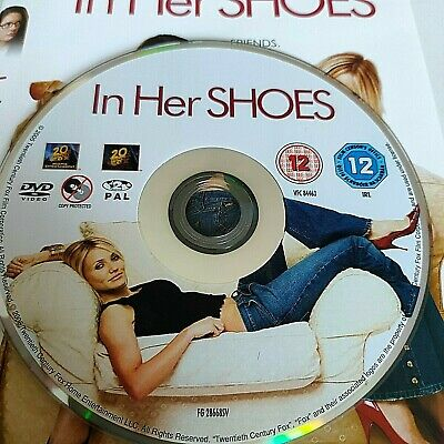 £0.99 • Buy In Her Shoes DVD No Case Cameron Diaz Comedy