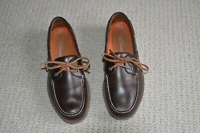 Pair Of Mens Rockport Shoes [Perth Design] • 24£