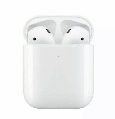 $ CDN98.39 • Buy Apple AirPods 2nd Generation With Wireless Charging Case White Headphones Boxed