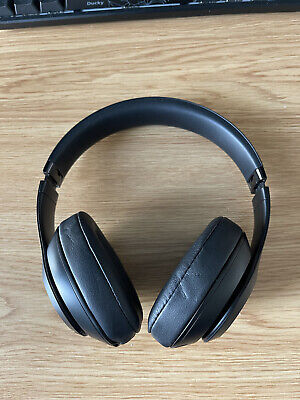 Beats By Dr. Dre MQ562LL/A Studio3 Wireless Headphones - Matte Black BOXED • 75£