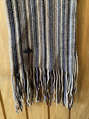 Mulberry Lambswool Scarf • 10£