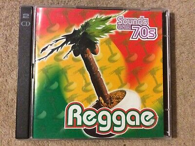 Rare Time Life Sounds Of The 70s Reggae 2 CD (TL469/29) • 49.99£