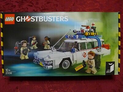 LEGO Ghostbusters ECTO-1 - 21108 - Retired Set - Brand New And Unopened • 76£