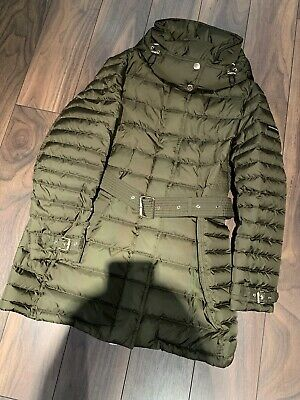 100% Authentic Burberry Harrowden Quileted Down Coat • 325£