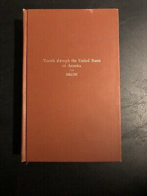 Travels Through The United States Of America - John Melish 1970 EX-LIBRARY • 56.72£