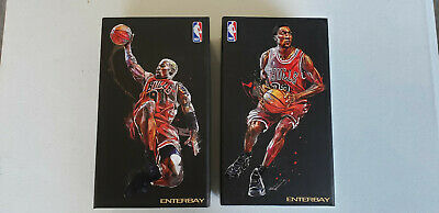 $350 • Buy ENTERBAY 1/9 Chicago Bulls Scottie Pippen & Dennis Rodman