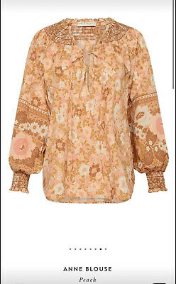 AU124.61 • Buy SPELL AND THE GYPSY Anne Blouse XL