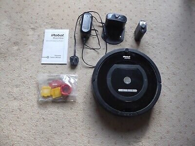 IRobot Roomba ~ 700 Series Robot Vacuum Cleaner With Filters & Cleaning Utensils • 31£