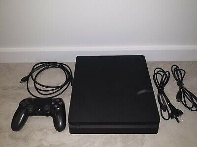 AU207.50 • Buy PS4 500gb Slim Console Bundle - 18 Games + PlayStation Camera