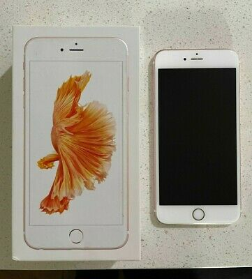 AU250 • Buy Apple IPhone 6s Plus - 16GB Rose Gold (Unlocked) - AU Seller - Perfect Condition