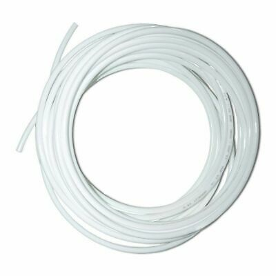£14.99 • Buy 1/4  Fridge Water Filter Pipe (White) For Reverse Osmosis 1/4  Pipe Systems -25M