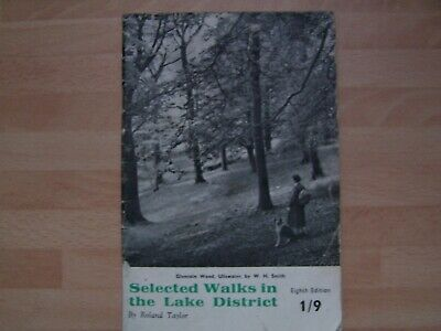 Book, Lake District, Walks, Rambling Association, Vintage • 5.99£