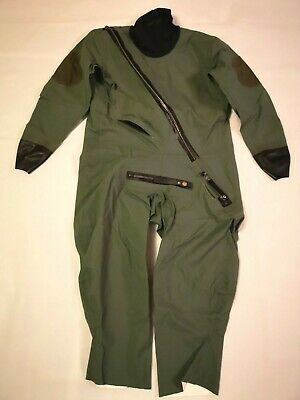 RFD BEAUFORT Immersion Protection Suit Coveralls Overalls Military Surplus • 49.99£
