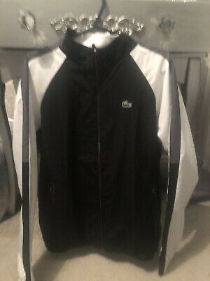 Brand New Lacoste Boys Junior Tracksuit Top Age 14 • 40£