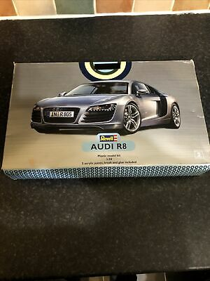 Revell Model Kits Cars Audi R8 • 18£