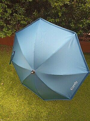 Icandy Peach Blue Gumdrop Parasol Immaculate Condition Hardly Used • 34.99£