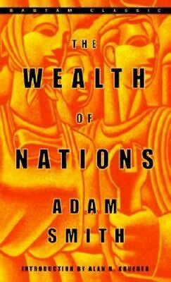 AU21.50 • Buy NEW Wealth Of Nations By Adam Smith Paperback Free Shipping