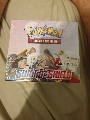AU280 • Buy Pokemon Sword And Shield Base Set Booster Box Factory Sealed