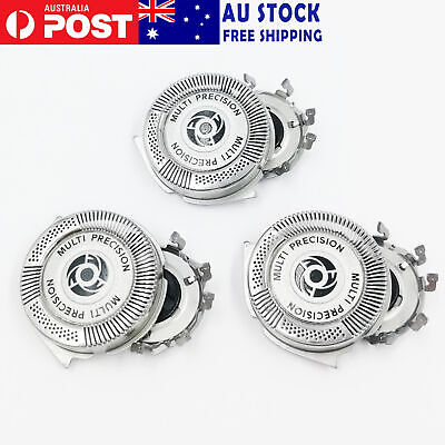 AU17.99 • Buy 3Pcs Replacement Shaver Blades Heads For Philips Series 5000 SH50 SH51 SH52 HQ8