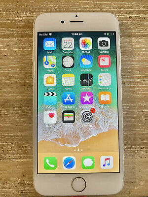 AU50 • Buy Apple IPhone 6s - 64GB - Silver (Unlocked) A1688 (CDMA + GSM) (AU Stock)